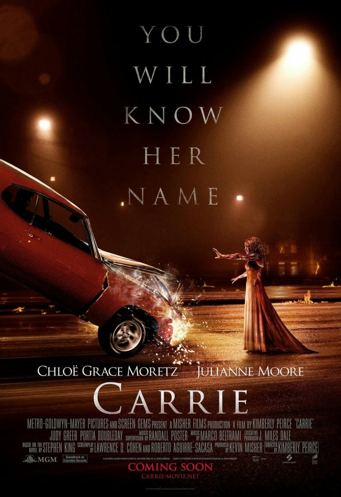 Carrie la vengeance.