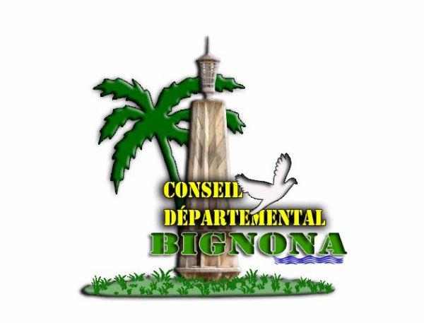 Le Conseil <départemental de Bignona