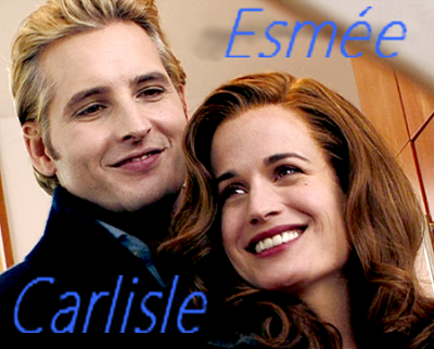 Carlisle Cullen And Esmée Cullen ♥