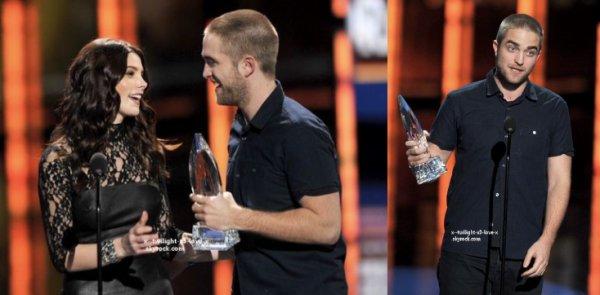 The poeple's Choice Award 2012