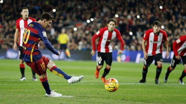 Pas de blessure pour Leo Messi