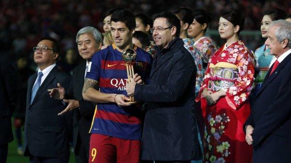 Neuf chiffres sur Luis Suárez, serial buteur