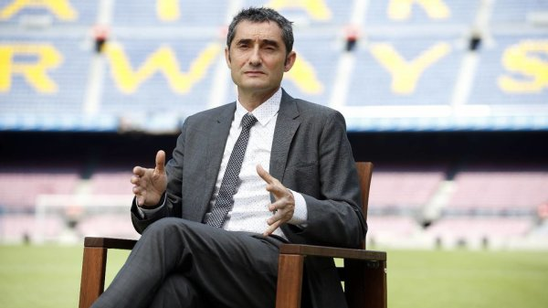 """Valverde : """"Vivement le début des entraînements"""""""