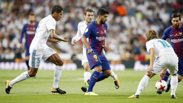 Real Madrid – FC Barcelone : La Supercoupe d'Espagne s'envole (2-0)