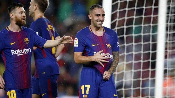 FC Barcelone - Séville : Le sans-faute continue (2-1)