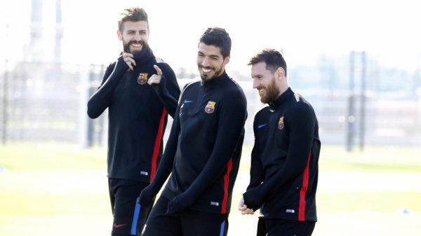 Le groupe du FC Barcelone convoqué pour aller défier la Juventus