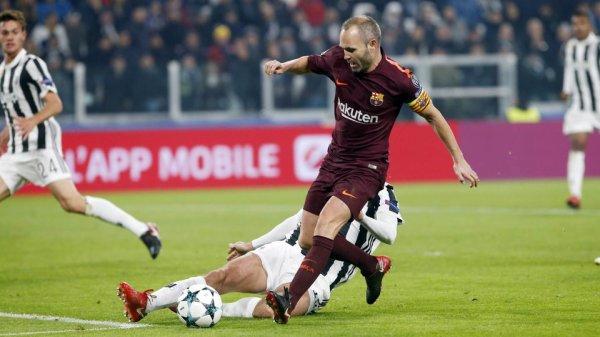 "Iniesta : ""Contrat rempli"""