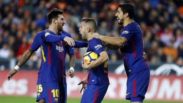 Valence – FC Barcelone : Un leader de caractère (1-1)