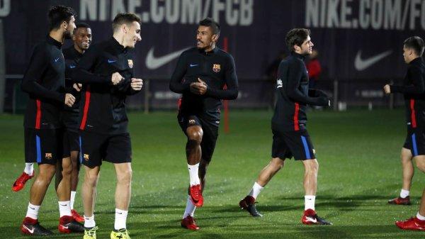 Le groupe du FC Barcelone convoqué pour recevoir Murcie