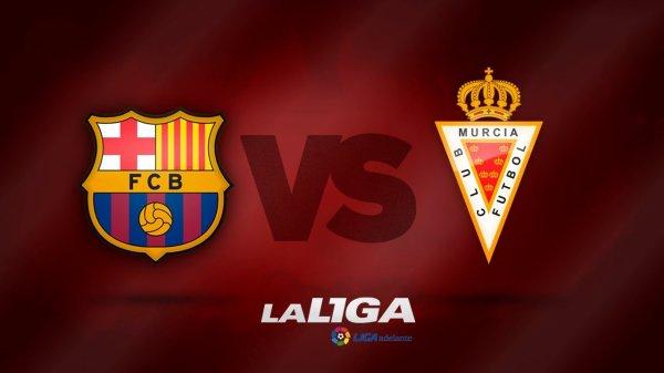 FC Barcelone - Murcie : Finir le travail