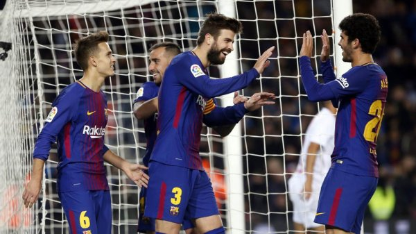 FC Barcelone - Murcie : Une 'manita' comme cadeau (5-0)