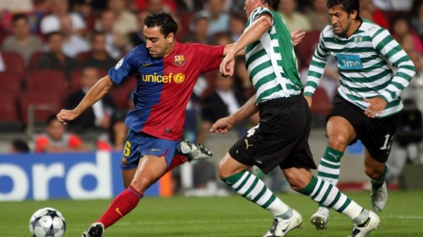 Retour sur la dernière visite du Sporting Club Portugal au Camp Nou