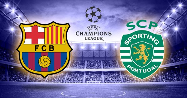 FC Barcelone – Sporting Club Portugal : Rester invincibles