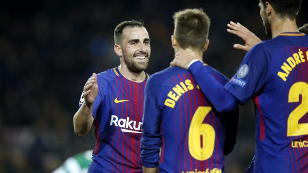 FC Barcelone – Sporting Club Portugal : En roue libre vers les 8èmes (2-0)