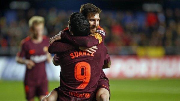 Villarreal - FC Barcelone : Le leader maintient le cap (0-2)