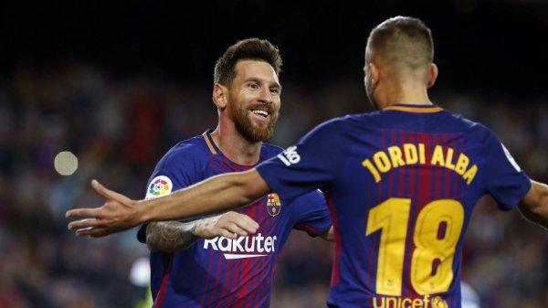 FC Barcelone - Deportivo La Corogne: Augmenter la distance