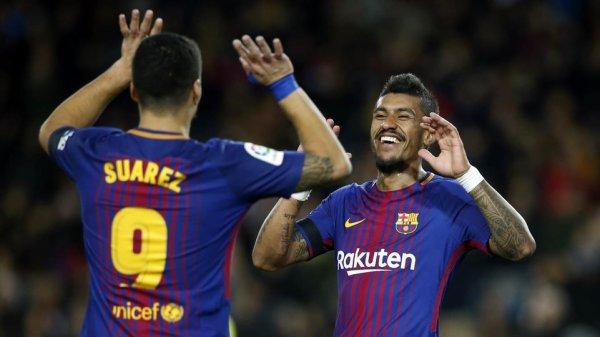 FC Barcelone – Deportivo La Corogne:Champions d'automne !(4-0)