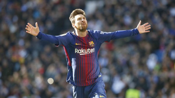 Real Madrid - FC Barcelone : Messi christmas (0-3)