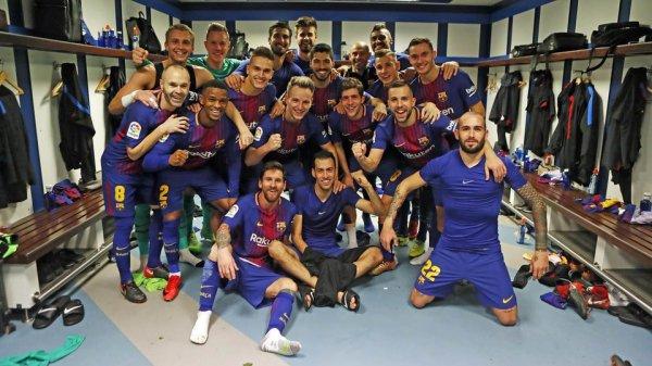 3ème victoire consécutive du FC Barcelone à Santiago Bernabeu en Liga