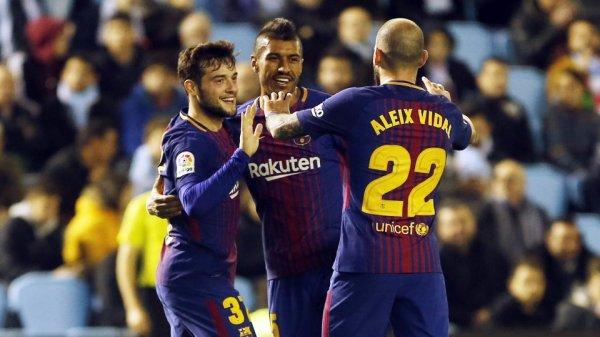 Celta Vigo - FC Barcelone : Tout reste à faire (1-1)