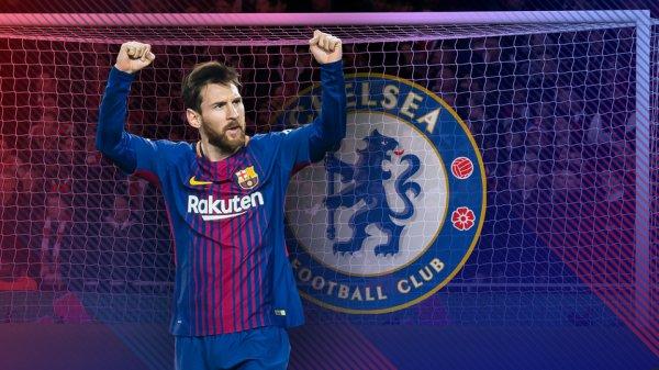 Messi brise la malédiction contre Chelsea
