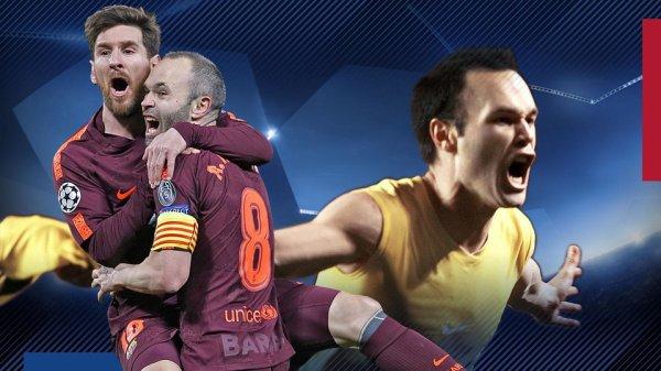 La connexion Messi-Iniesta renaît à Stamford Bridge