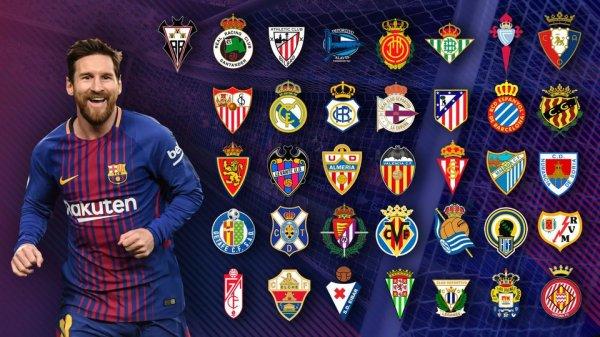 Leo Messi marque contre 36 équipes différentes en Liga