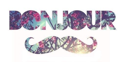 Bienvenue ! ♥
