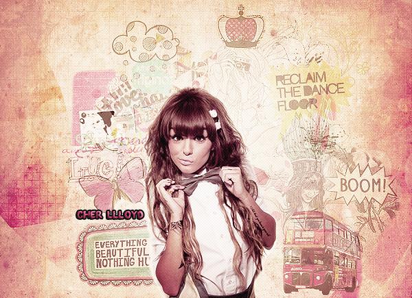 Ta source sur la talentueuse Cher Lloyd ♥