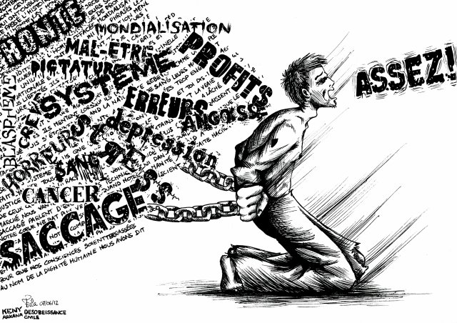 desobeissance civile keny arkana