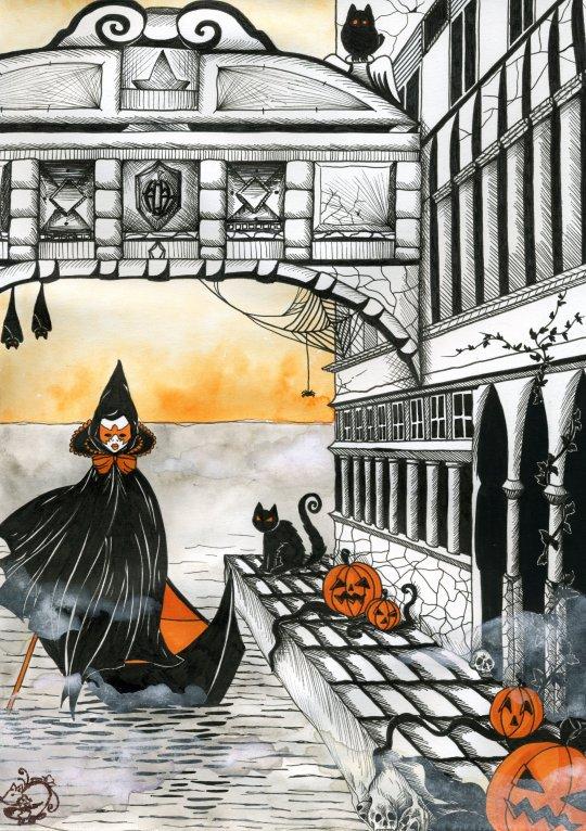 Venise d'Octobre