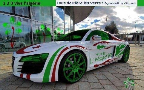 vive la lgérie