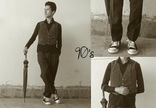 9o's Style :)
