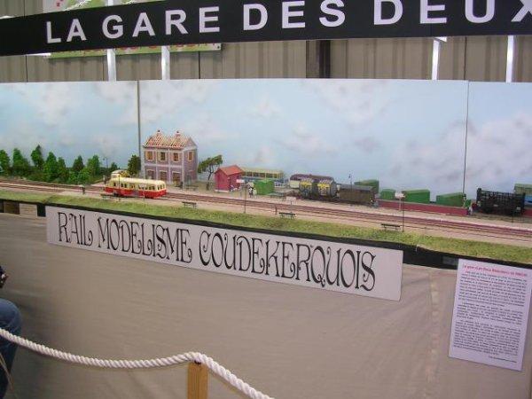 Exposition de modélisme à Sedan