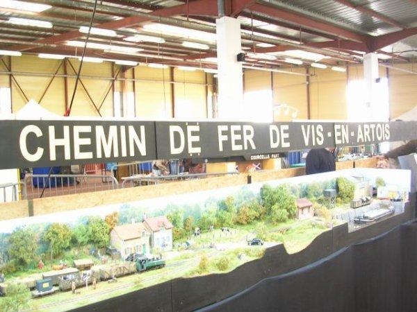 Exposition à Châtellerault les 20 et 21 septembre 2008