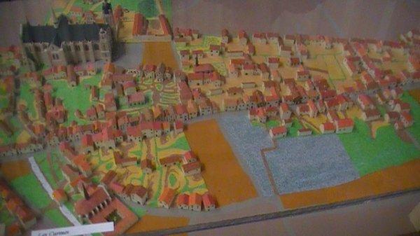 Exposition Euromodel's de Châtellerault les 4 et 5 Octobre 2014