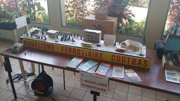 Forum des Associations à Coutras le 10 Septembre 2016