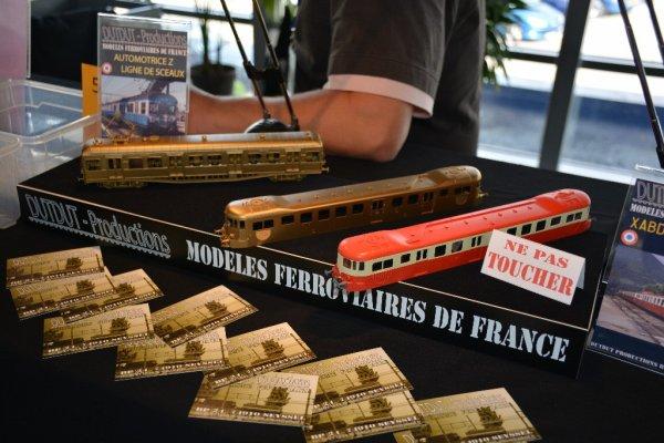 Exposition de Modélisme à Feytiat (87) le 8 Octobre 2016
