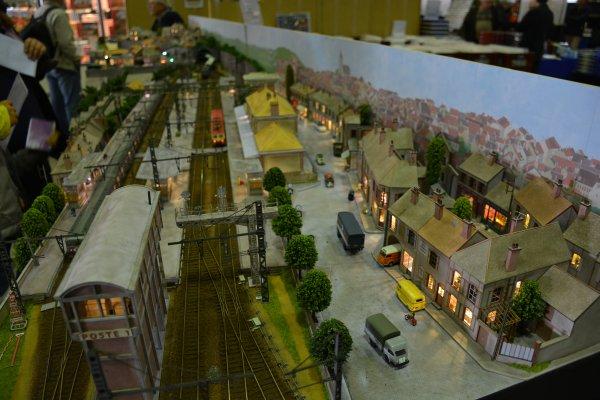 Railexpo à Chartres (28) le 6 Novembre 2016