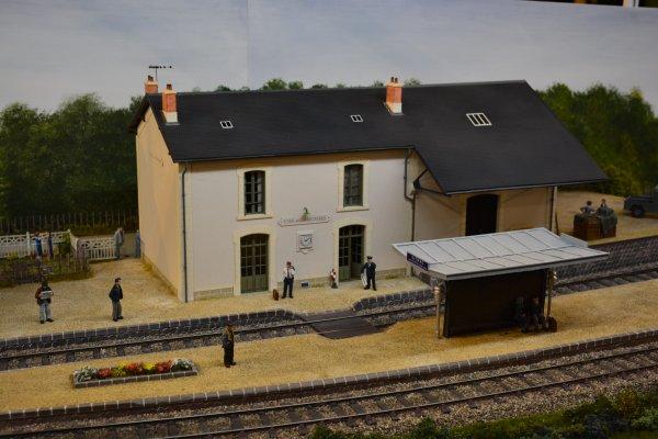 Exposition de Modélisme à Naucelles (15) les 17 et 18 mars 2018