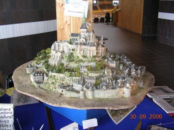 Salon International de Modélisme à Bordeaux le 30/09/2006