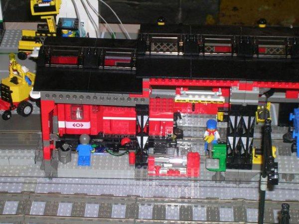 Exposition de Modélisme Ferroviaire d'Orléans le 12 Novembre 2006