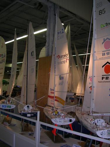 Mondial de la Maquette le 07/04/2007 à Paris Le Bourget