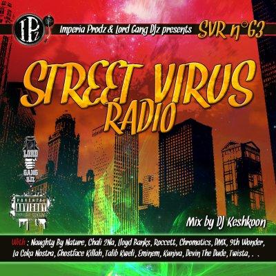 STREET VIRUS RADIO 63
