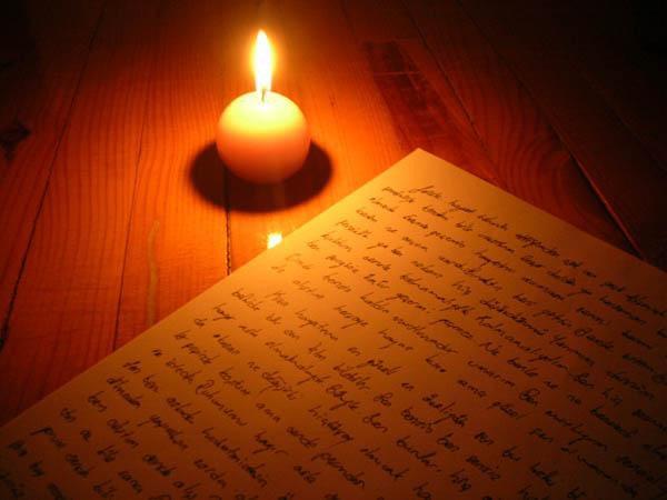 La dernière lettre