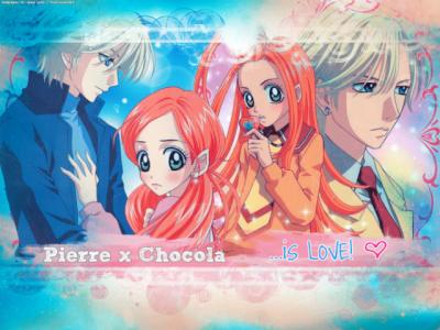 Chocolat et vanilla chapitre 5