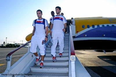 Les Lyonnais Sont En Ukraine.