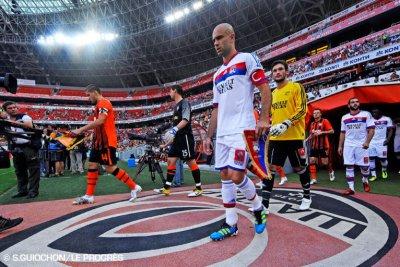 Shakhtar Donetsk - OL 1-1;