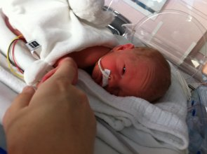 La naissance de mon fils