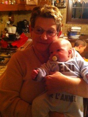 Ses tontons, ça tata et son arrière grand mère